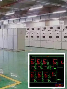 工业企业接入容量评估与接入系统